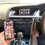 Audi A5 Installed Apple CarPlay Android Auto