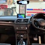 Audi Q3 2017 Wireless Touch Screen Apple CarPlay Interface