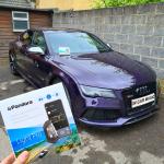 Audi RS7   Pandora Light Pro Car Alarm