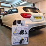 Audison Audio Upgrade in Mercedes A Class 2017