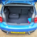 Audison Prima APBX 10 AS Subwoofer Fitted in BMW M1