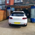 Autowatch GHOST 2 Immobiliser Installation Fitted in Porsche Macan S