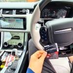 Autowatch GHOST 2 Immobiliser Installation in Range Rover SVR