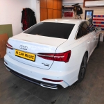Autowatch GHOST 2 Theft Protection Installation Fitted in AUDI A6