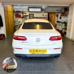 Autowatch Ghost 2 Immobiliser Tassa Approved in Mercedes E53 AMG