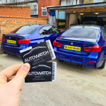 Autowatch Ghost 2 Immobiliser in 2 x BMW M3 2018