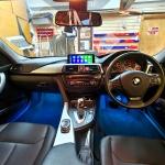 BMW 3 Series Wireless Apple CarPlay Android Auto Screen Mirroring Interface