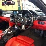 BMW 4 Series Blackvue Dash Camera Installation