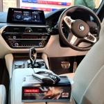 BMW 530E Meta Trak S7 GPS Tracking System