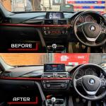 BMW 6.5inch to 10.25inch Original Stereo Upgrade