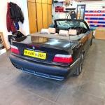 BMW E36 Cabrio CAR AUDIO UPGRADE