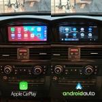 BMW E91 Wireless Apple CarPlay Android Auto Interface