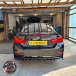 BMW M4 Autowatch Ghost 2 Immobiliser Installation