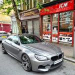 BMW M6 Meta Trak S5 GPS Tracker Installation