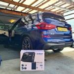 BMW X3 BASS AUDIO UPGRADE with Audison Prima APBX 10 AS