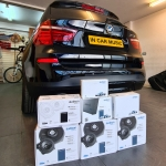 BMW X3 COMPLETE AUDIO INSTALLATION BY AUDISON