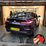 BMW X4 M Meta Trak S5 Car Tracking System