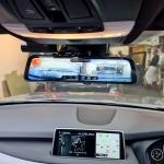BMW X5M Mirror Dual Dash Camera