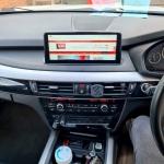BMW X5 F15 ORIGINAL RADIO STEREO REPLACEMENT