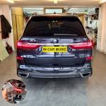 BMW X7 Autowatch Ghost 2 Immobiliser Installation