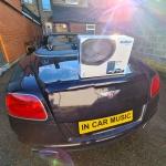 Bentley Continental GTC AUDIO UPGRADE
