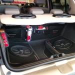 Car Audio Upgrade Installation in Renault Clio