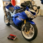 Demon Evo Motorbike Alarm and Immobiliser Install on Kawasaki Ninja