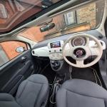 Fiat 500 Lounge Pioneer CarPlay Stereo