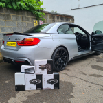 Focal Audio Upgrade on BMW 4 Series