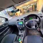 Ford Focus 2006 JVC Apple CarPlay Stereo