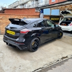 Ford Focus RS Installed Vodafone Cat S5 Tracking System