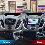 Ford Transit Custom Van Stereo Replacement