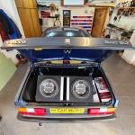 Full Audio Upgrade in 1993 Volvo 240 Classic Car