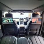 Headrests Installation in Range Rover Sport