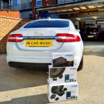 Jaguar XF Full Audio Upgrade by Audison
