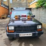 Jeep Cherokee XJ AUDIO UPGRADE