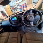 Kenwood DNX5190DABS in Mercedes Vito
