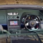 Lamborghini Gallardo Pioneer AVIC Z830DAB Wireless Apple CarPlay Stereo