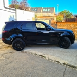 Land Rover Discovery Security Upgrade