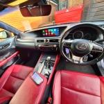 Lexus GS 300H 2016 Apple CarPlay Interface Retrofit