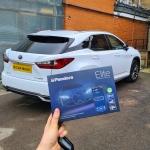Lexus RX 2018 with Pandora Elite V2 Car Alarm