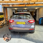 Maserati Levante fitted Autowatch Ghost 2 Immobiliser