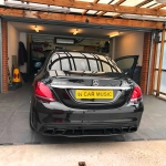 Mercedes AMG C63s Autowatch GHOST 2 Immobiliser Installation