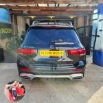 Mercedes Benz GLB Meta Trak S5 GPS Tracker Installation