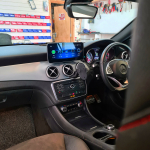 Mercedes CLA 2015 10.25inch Stereo Upgrade