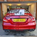 Mercedes CLS63 S AMG Audison Audio Upgrade