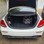 Mercedes E Class FULL AUDIO UPGRADE