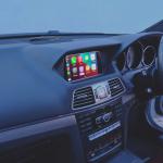 Mercedes E Class W212 CarPlay Interface onto OEM