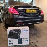Mercedes S Class Audison Compact Active Subwoofer