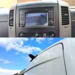 Mercedes Sprinter OEM Replacement with Brake Light Camera Install